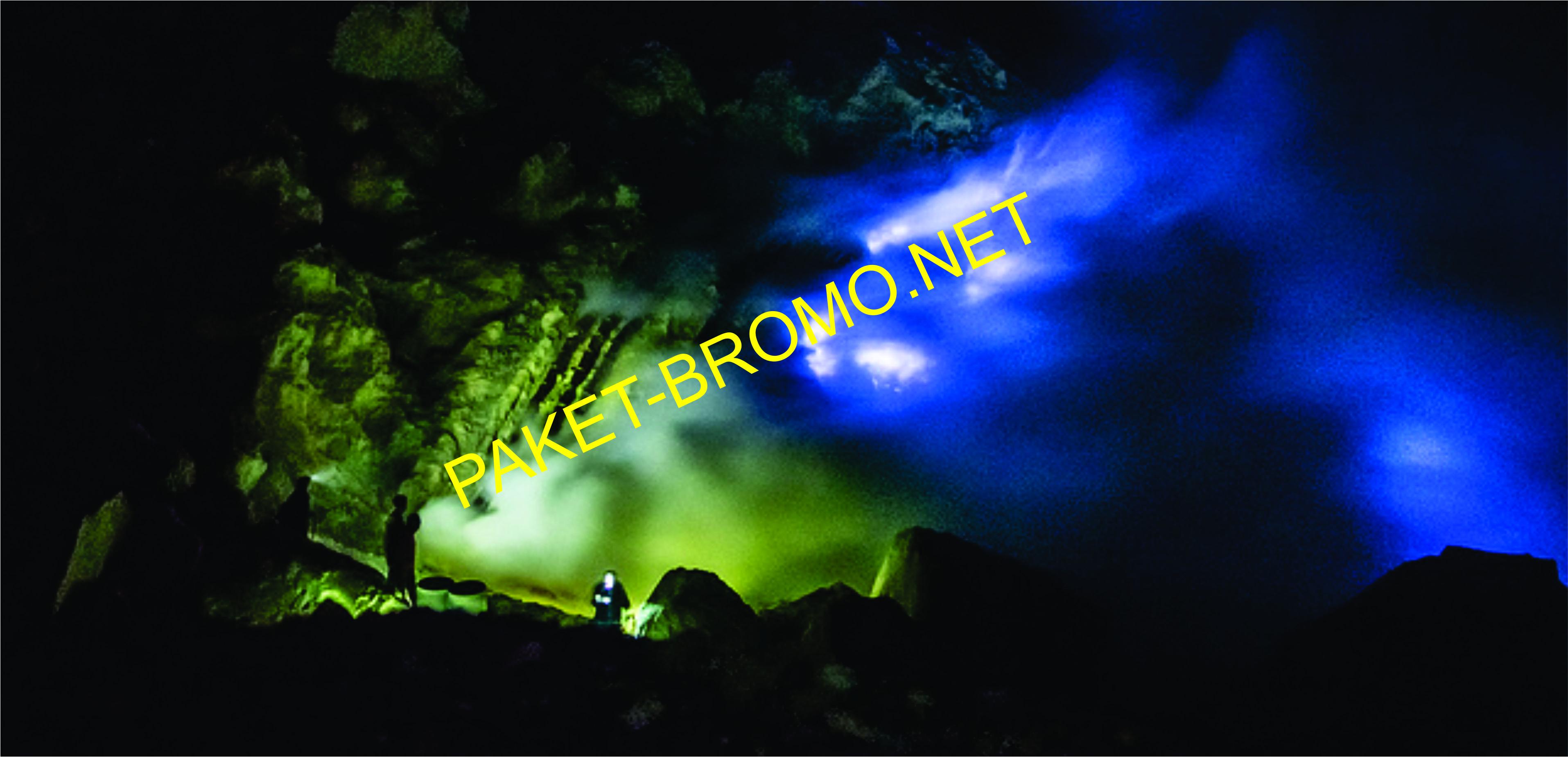 Paket Wisata keluarga Bromo Ijen